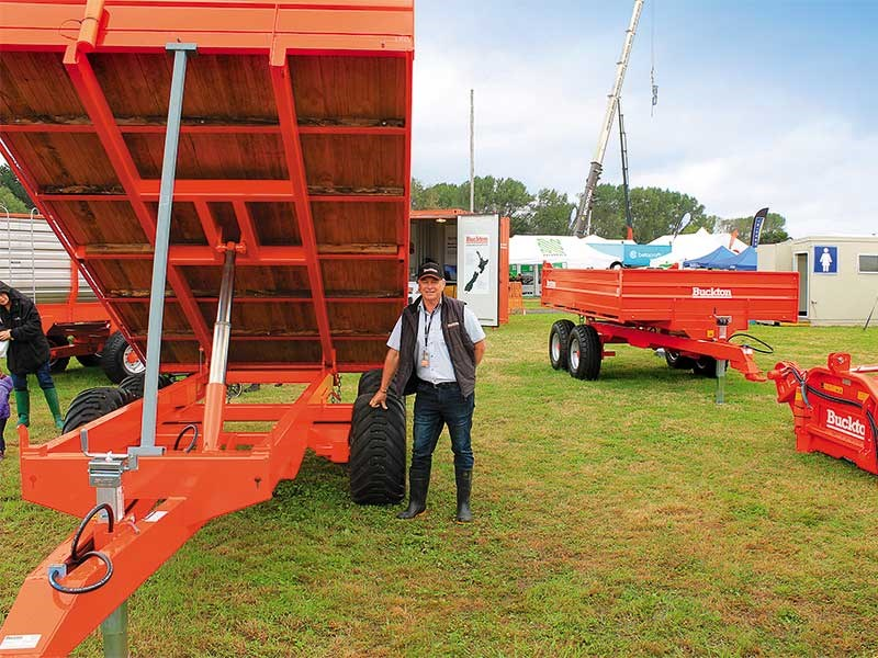 Central Districts Field Days 2018`