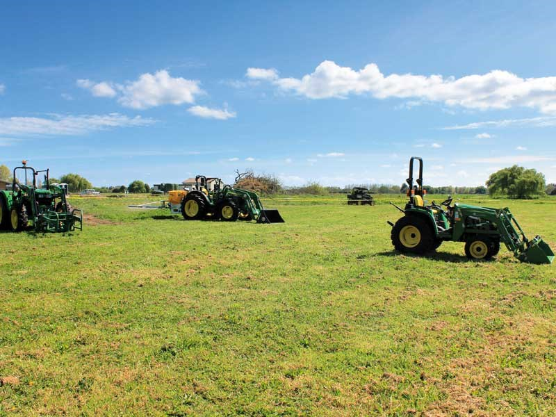 AGrowQuip Drive Green Challenge