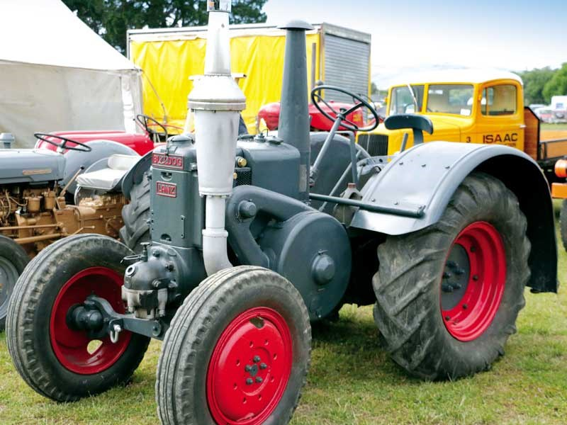 The New Zealand Agricultural show 2018