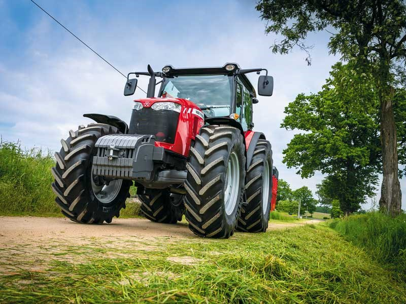 A look at the new Massey Ferguson 6700 Global Series