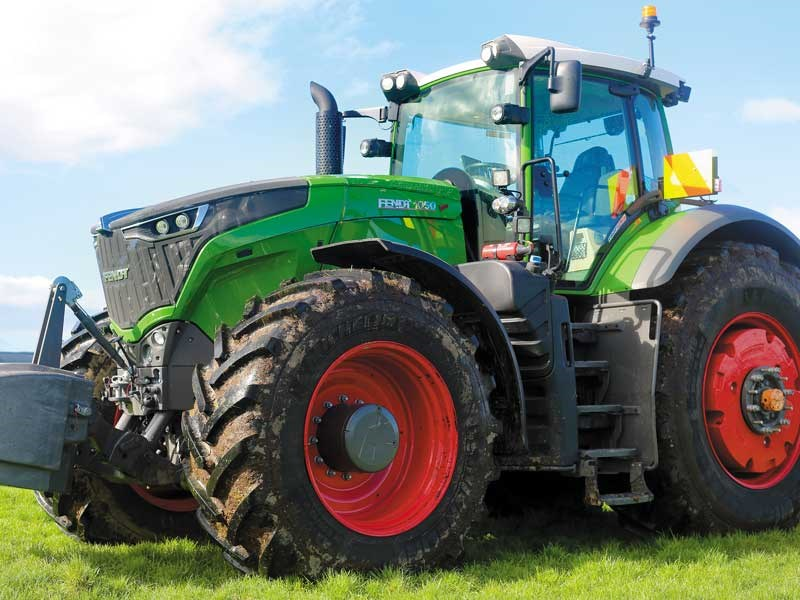 Farm Trader is one of the first in New Zealand to drive the Fendt 1050
