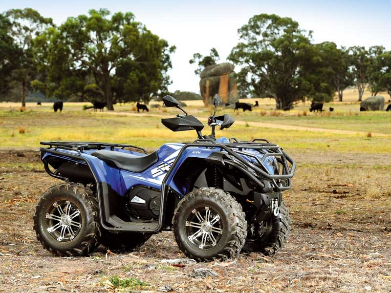 Farm workhorse with a difference the CFMoto X500