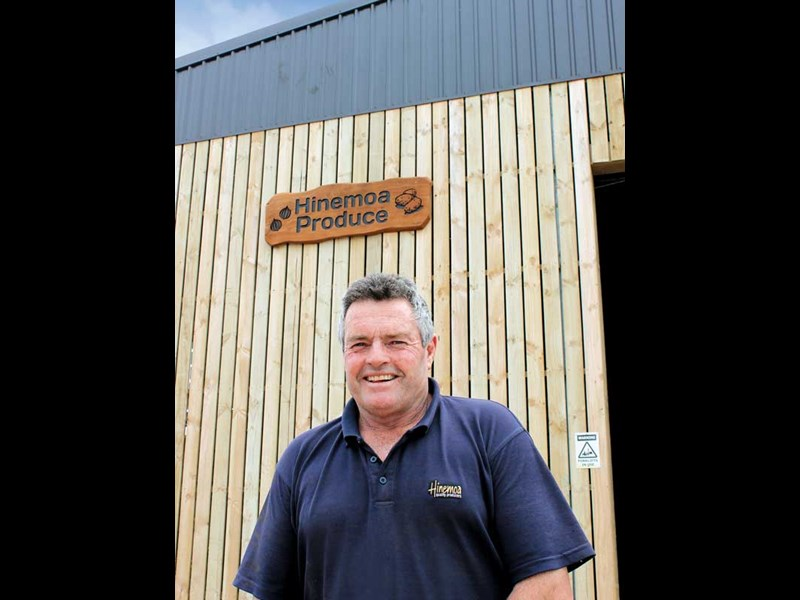 Talking sheds with Chris Nicholson