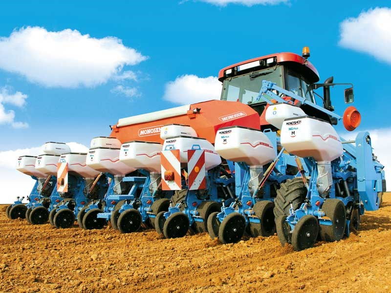 The Monoshox Planter from Tulloch
