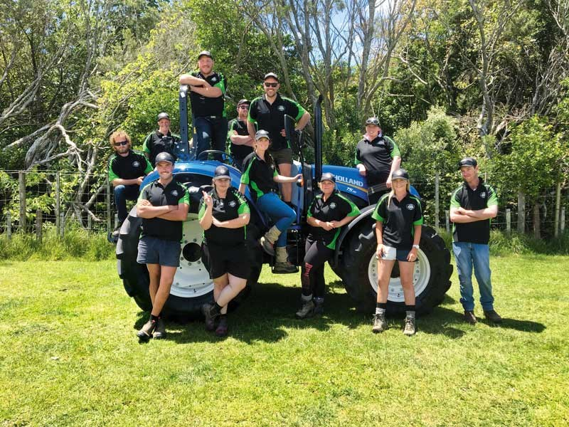 The future of Kiwi farming with NZ Young Farmers 2017