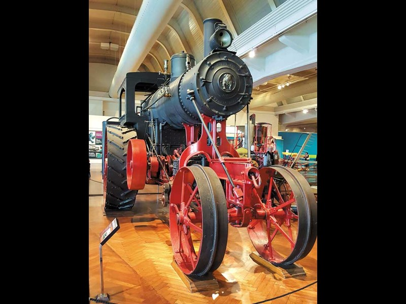 We visit the Henry Ford Museum of American Innovation