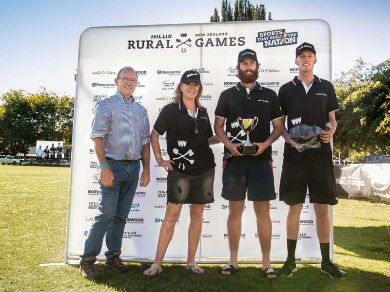 Hilux New Zealand Rural Games 2019