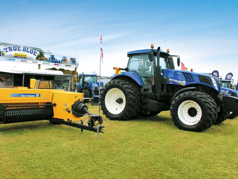 Central Districts Field Days