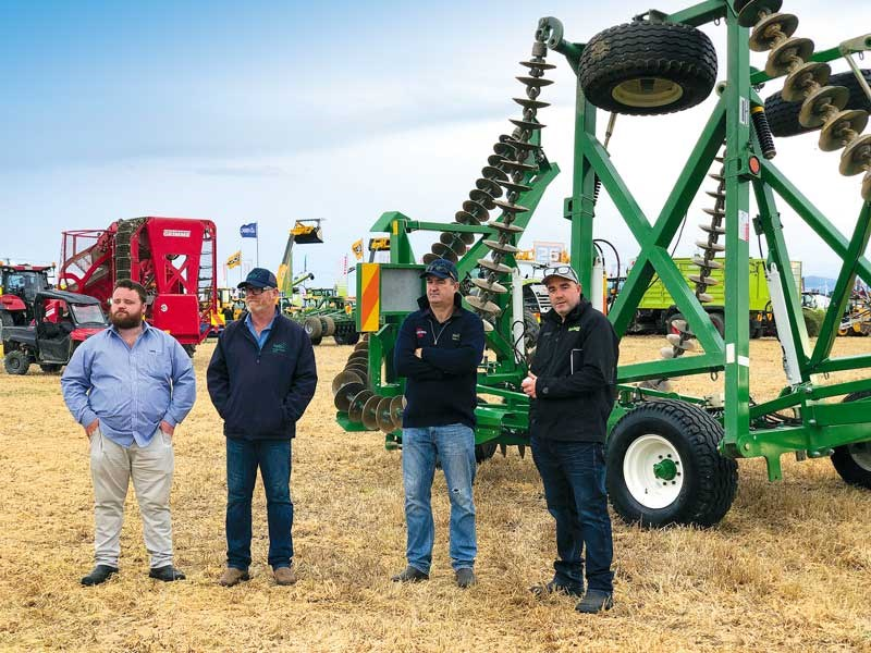 Southland Field days overview SIAFD 22