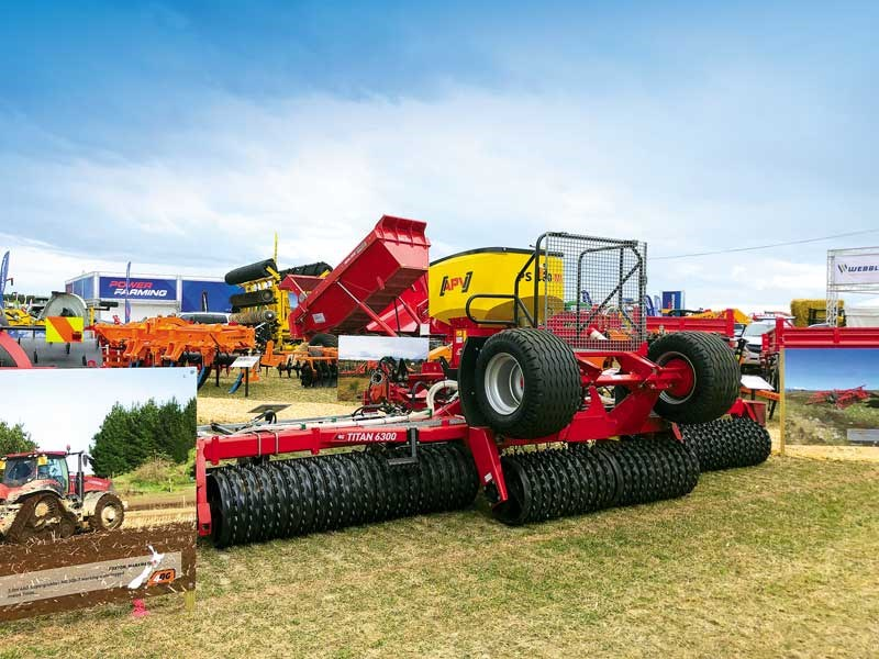 Southland Field days overview SIAFD 25