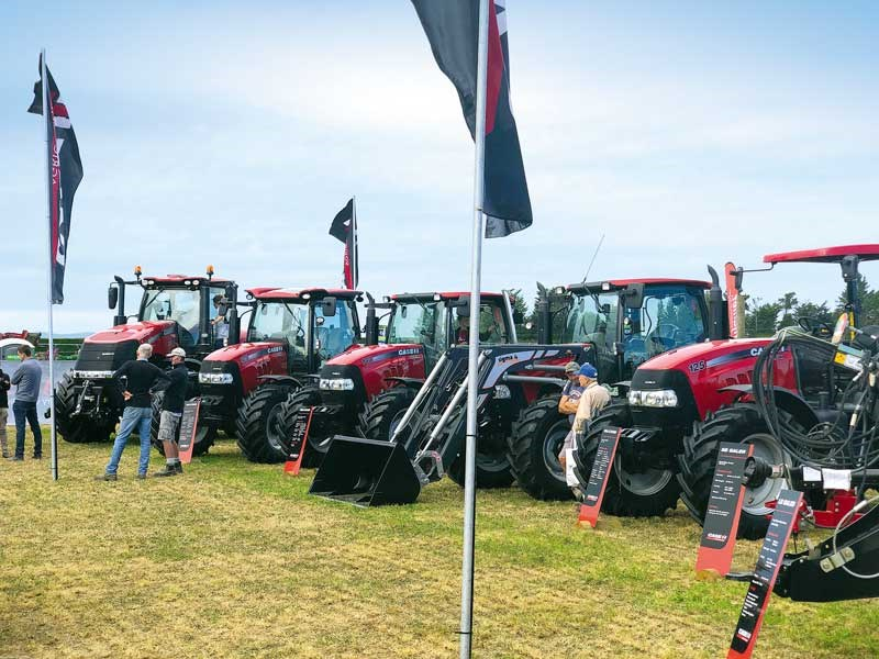 Southland Field days overview SIAFD 28