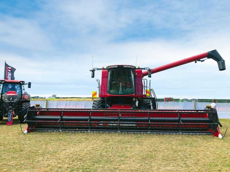 Southland Field days overview SIAFD 31
