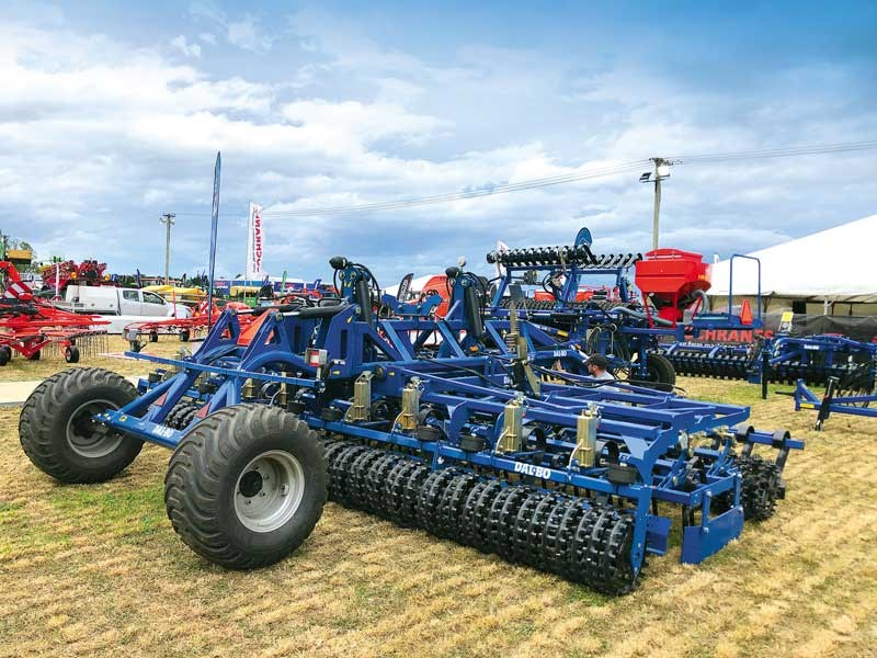 Southland Field days overview SIAFD 32