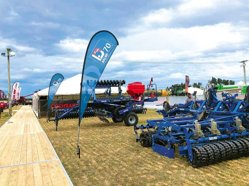 Southland Field days overview SIAFD 34