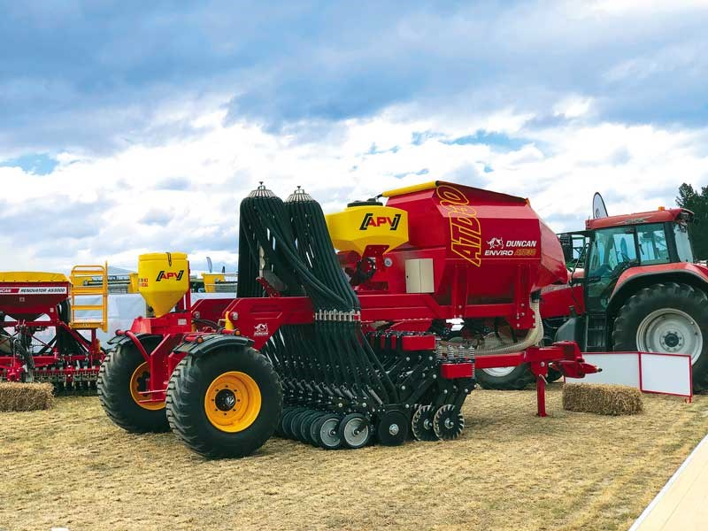 Southland Field days overview SIAFD 36