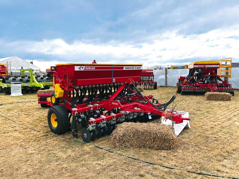 Southland Field days overview SIAFD 38