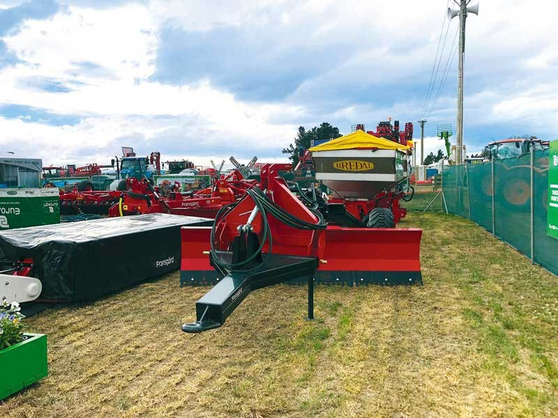 Southland Field days overview SIAFD 39