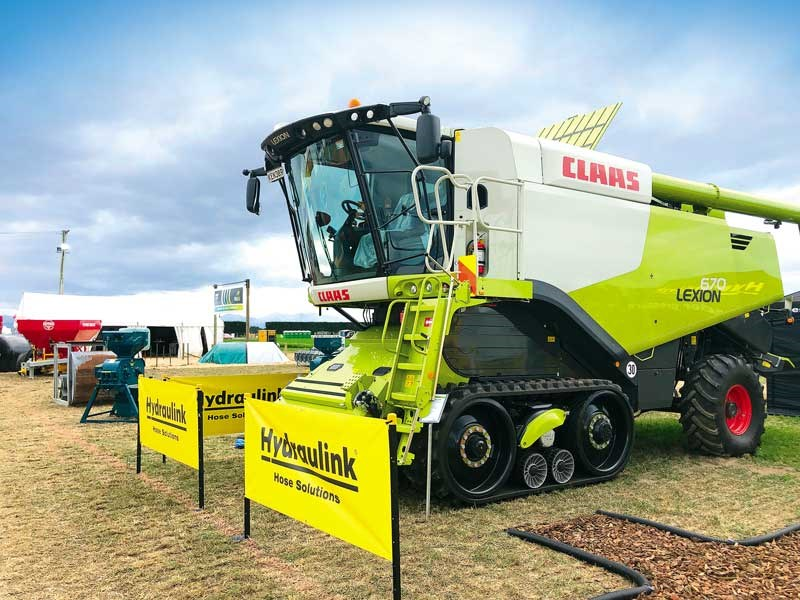 Southland Field days overview SIAFD 48