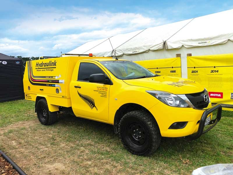 Southland Field days overview SIAFD 49