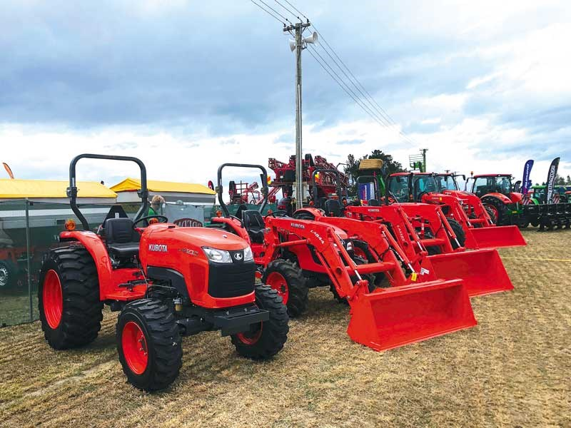 Southland Field days overview SIAFD 56