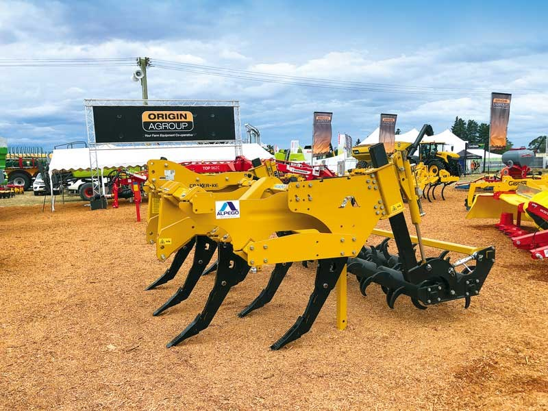 Southland Field days overview SIAFD 61