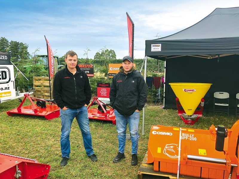 Southland Field days overview SIAFD 63