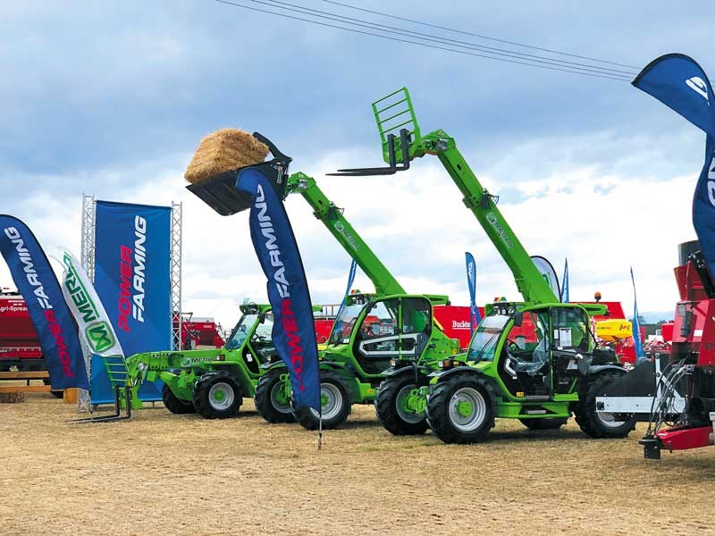 Southland Field days overview SIAFD 66