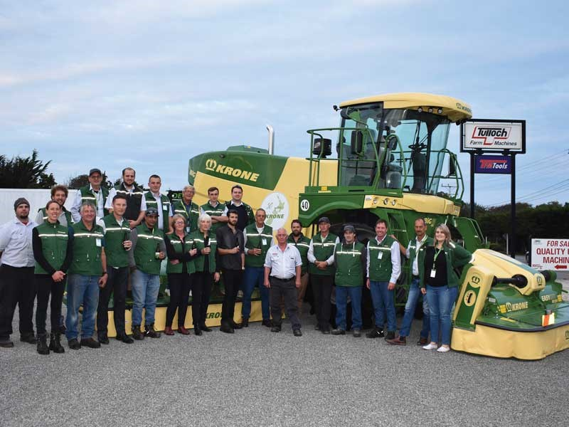 Tulloch Farm Machines celebrates 50 years