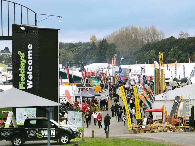 The New Zealand Agricultural Fieldays 2019 2