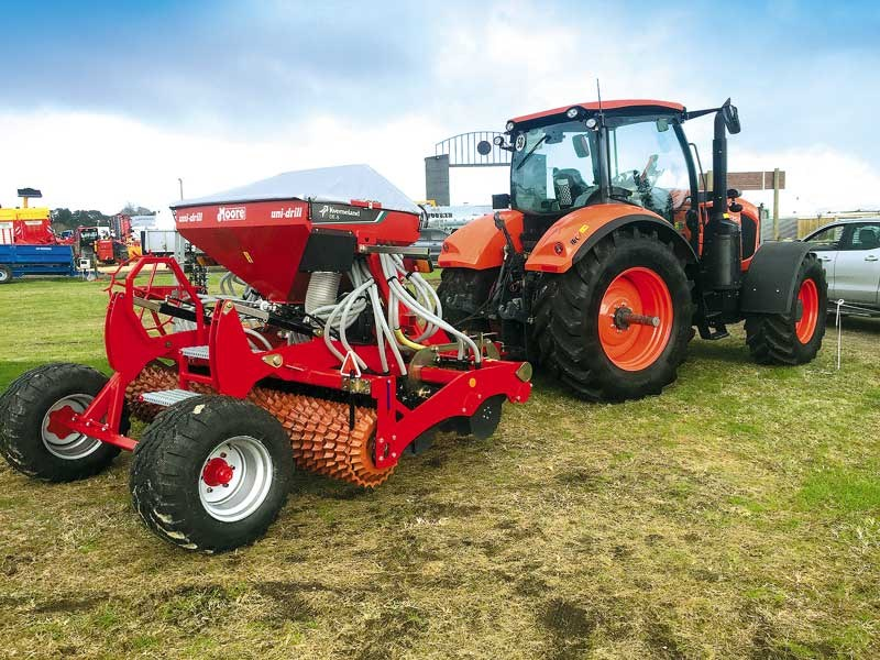 The New Zealand Agricultural Fieldays 2019 Agrilife 2