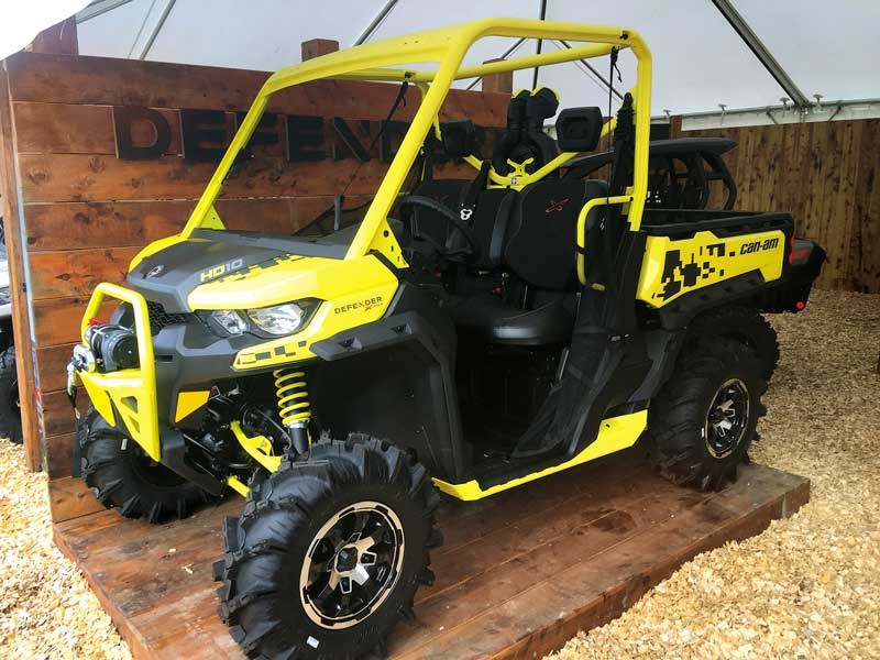 The New Zealand Agricultural Fieldays 2019 Can Am