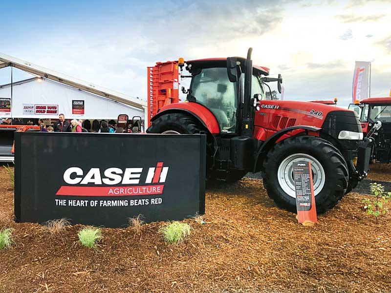 The New Zealand Agricultural Fieldays 2019 Case IHjpg