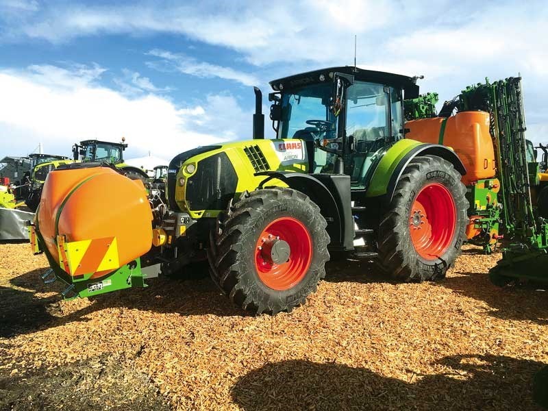 The New Zealand Agricultural Fieldays 2019 Claasjpg