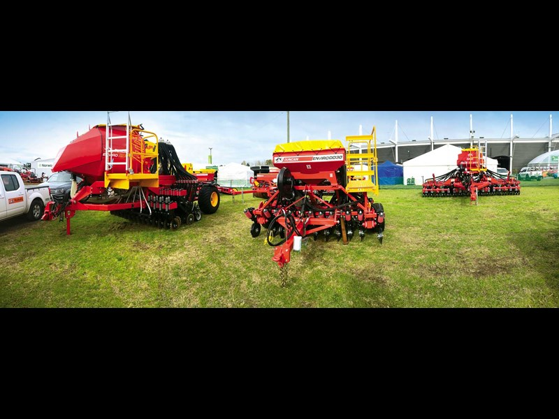 The New Zealand Agricultural Fieldays 2019 Duncan 2