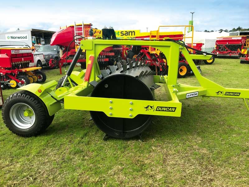 The New Zealand Agricultural Fieldays 2019 Duncan