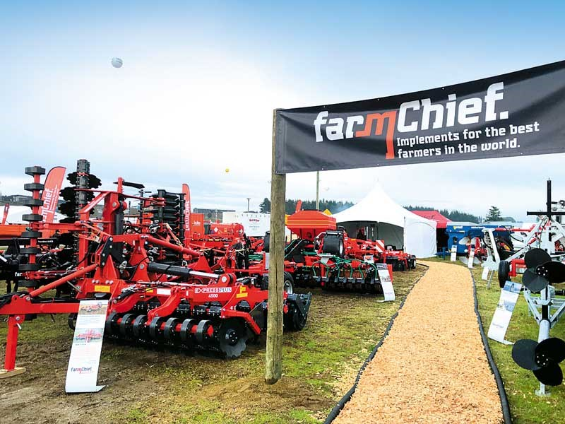 The New Zealand Agricultural Fieldays 2019 Farmchief 2