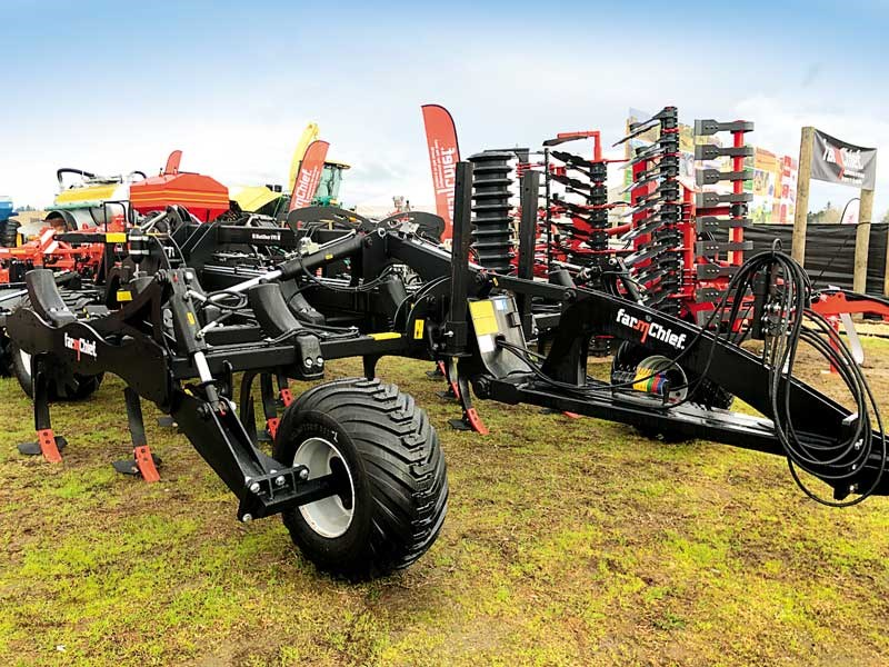 The New Zealand Agricultural Fieldays 2019 Farmchief