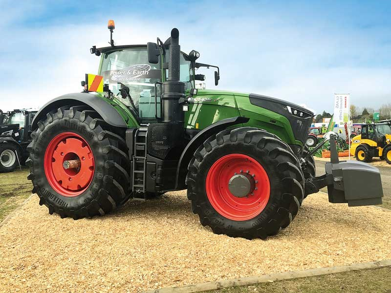 The New Zealand Agricultural Fieldays 2019 Fendt 2