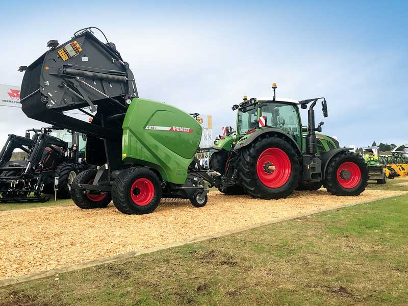 The New Zealand Agricultural Fieldays 2019 Fendt