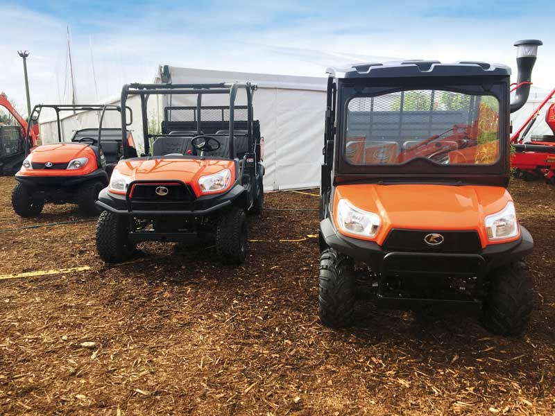 The New Zealand Agricultural Fieldays 2019 Kubota 2