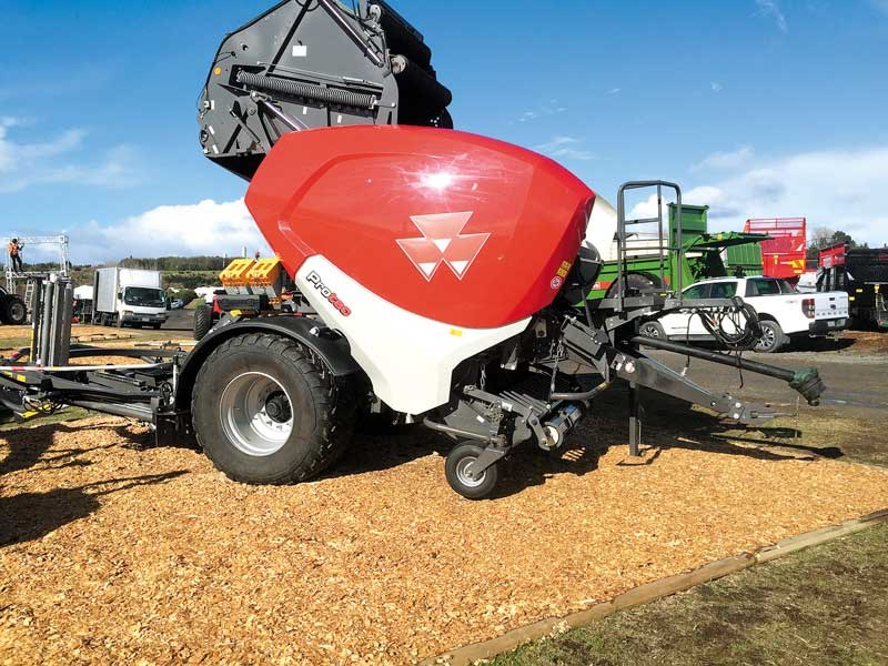 The New Zealand Agricultural Fieldays 2019 Massey Ferguson