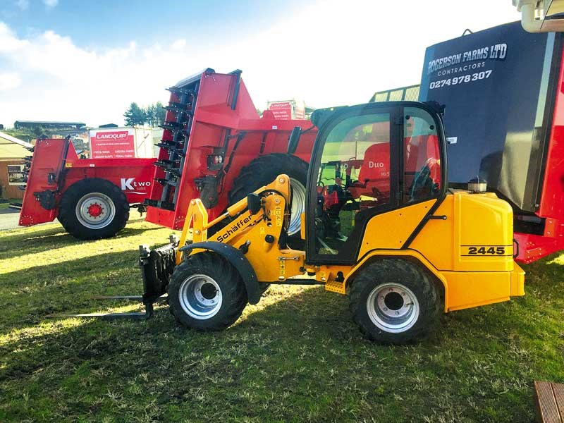 The New Zealand Agricultural Fieldays 2019 Matmata ag 2