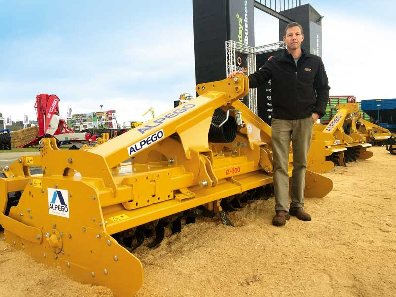 The New Zealand Agricultural Fieldays 2019 Origin Ag 2