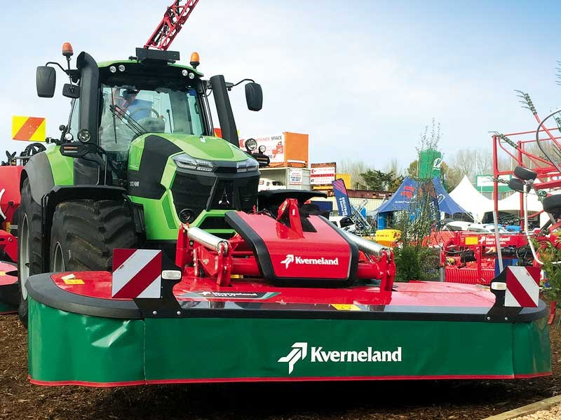 The New Zealand Agricultural Fieldays 2019 Power Farming 2