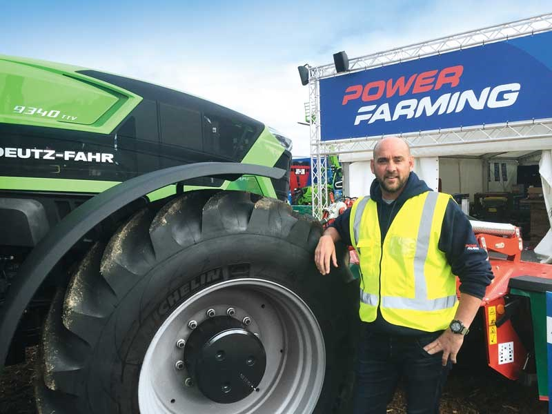 The New Zealand Agricultural Fieldays 2019 Power Farming