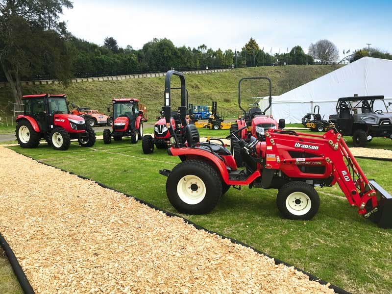 The New Zealand Agricultural Fieldays 2019 Stevens products ltd 2