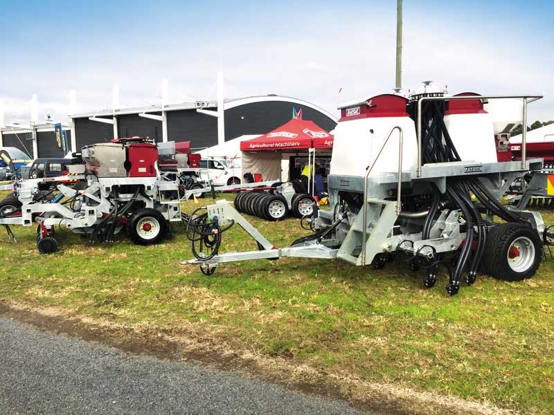 The New Zealand Agricultural Fieldays 2019 Taege