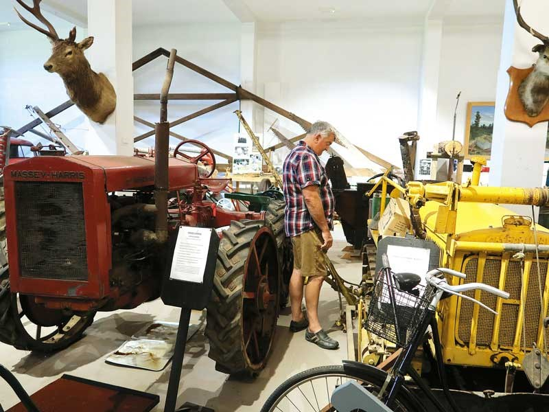 Farm machinery history in Opotiki district 11