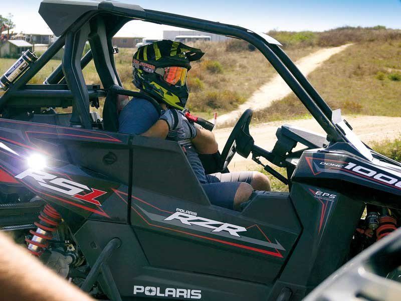 Polaris RZR RS1 11