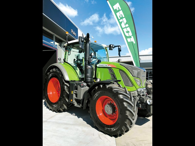 Fendt at Piako Tractors Morrinsville